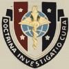 View US Army Univeristy Health Science Unit Crest (Doctrina Investigatio Cura)