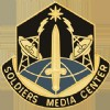 View US Army Soldiers Media Center Unit Crest (Soldiers Media Center)