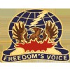 View US Army USAR Air Traffic Service Unit Crest (Freedom's Voice)