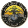 View IRAQI FREEDOM VETERAN OIF U.S. MARINE CORPS PATCH