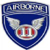 View ARMY PIN 11TH AIRBORNE PIN