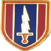 View ARMY PIN 1ST SIGNAL BRIGADE