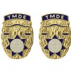 View US ARMY UNIT CREST TMDE ACTIVITY  1-PAIR
