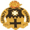 View US ARMY 5th Cavalry Unit Crest (Loyalty Courage)