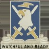 View US ARMY 104th Military Intelligence Battalion Unit Crest DUI (Watchful And Ready)